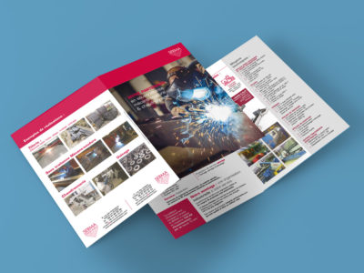 Brochure commerciale Serma